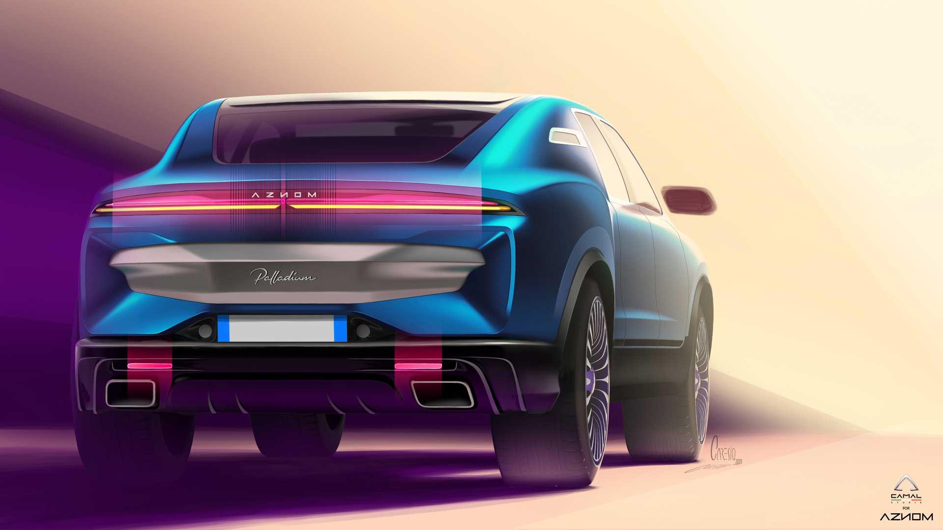 super luxury sedan and SUV
