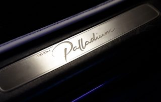 artisanal luxury limousine